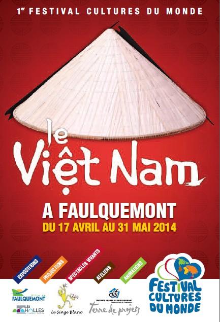 Festival Faulquemont affiche