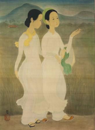 Triển lãm hội họa VN tại Musée CERNUSCHI