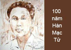 100 năm Hàn-Mạc-Tử