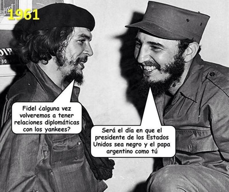 Che -Fidel