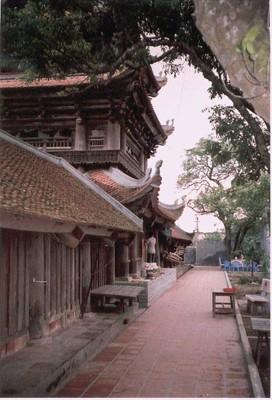 Chùa Keo - Thái Bình (ảnh PQV)