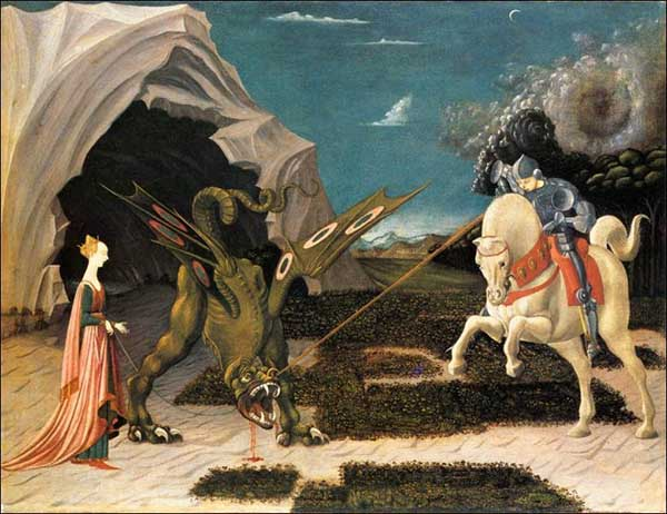 St Georges - Uccello