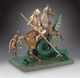 dragon de Dali