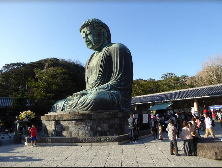 Bouddha-Kamakura