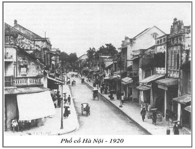 Phố cổ Hà Nội