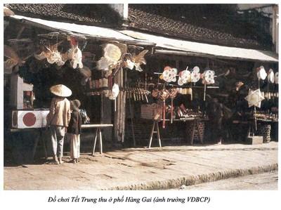 Trung Thu phố Hàng Gai